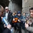 Pino Daniele, flash mob a Napoli per i suoi 60 anni