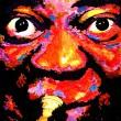 VIDEO YouTube. Come dipinge un pittore cieco? Le opere di John Bramblitt 7