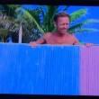 Isola dei Famosi, Rocco Siffredi nudo a Playa Desnuda05