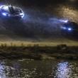 folle corsa di James Bond sulla banchina del Tevere03