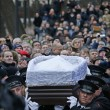 Mosca, Boris Nemtsov: in migliaia gli rendono omaggio nella camera ardente09