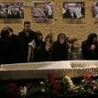 Mosca, Boris Nemtsov: in migliaia gli rendono omaggio nella camera ardente07