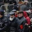 Mosca, Boris Nemtsov: in migliaia gli rendono omaggio nella camera ardente03