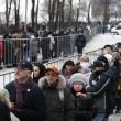 Mosca, Boris Nemtsov: in migliaia gli rendono omaggio nella camera ardente
