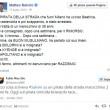 """Elio Bonavita ucciso da pirata strada italiano. Su Twitter: """"Salvini che dici?"""""""