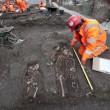 Londra, 3mila scheletri sotto a Liverpool street: morti per peste nel 1665 FOTO 2