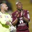 Argentina, incidente Dropped: Sylvain Wiltord e Alain Bernard salvi 01