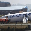 VIDEO YouTube, aereo Turkish Airlines finisce fuori pista a Kathmandu 11