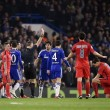 VIDEO YouTube, Ibrahimovic espulso in Chelsea-Psg: fallo su Oscar 02