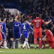 VIDEO YouTube, Ibrahimovic espulso in Chelsea-Psg: fallo su Oscar 03