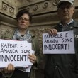 Amanda Knox negli Usa, Raffaele Sollecito in galera02