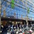 Sole 24 ore, allarme bomba nella sede di via Monte Rosa a Milano 02
