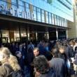 Sole 24 ore, allarme bomba nella sede di via Monte Rosa a Milano 05