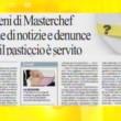 """Masterchef-Nicolò Prati, Striscia la Notizia sente Sadler: """"Me lo ricordo..."""" 06"""