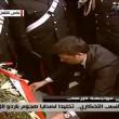 """Tunisi, marcia coi leader contro il terrore. Renzi: """"Non gliela daremo vinta""""01"""