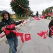 """Tunisi, marcia coi leader contro il terrore. Renzi: """"Non gliela daremo vinta""""07"""