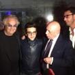 """Flavio Briatore, Galliani e Piero Barone de """"Il Volo"""" al """"Twiga Party"""