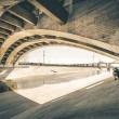 Los Angeles, il mistero dell'uomo fotografato sotto ad un ponte