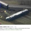 treno ad alta velocità contro camion: diversi feriti7