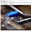 treno ad alta velocità contro camion: diversi feriti04