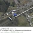 treno ad alta velocità contro camion: diversi feriti03