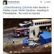 treno ad alta velocità contro camion: diversi feriti