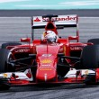 "VIDEO YouTube Sebastian Vettel esulta in radio: ""Sì ragazzi, forza Ferrari""2"