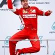 "VIDEO YouTube Sebastian Vettel esulta in radio: ""Sì ragazzi, forza Ferrari""5"