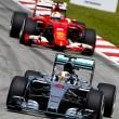 "VIDEO YouTube Sebastian Vettel esulta in radio: ""Sì ragazzi, forza Ferrari""4"