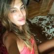 mutandine Cristina Buccino sexy in mutandine e t-shirt 05