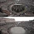 """Colosseo, ministro Franceschini: """"Ricostruiremo l'arena07"""