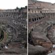 """Colosseo, ministro Franceschini: """"Ricostruiremo l'arena06"""