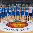 "Nazionale italiana basket Master Over 50 in semifinale del ""World League07"