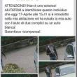 Bergamo, su Facebook FOTO furto della sua auto. Ladro si scusa e la restituisce 07