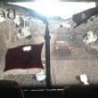 Turchia, sassi contro il bus del Besiktas di pallamano FOTO