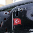 Turchia, sassi contro il bus del Besiktas di pallamano FOTO 2