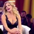 Francesca Cipriani rischia di soffocare con una caramella da Chiambretti