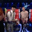 """The Voice, Francesco Facchinetti fa tatuaggio in diretta: """"I Love J Ax"""" FOTO 5"""