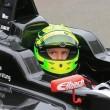 Mick Schumacher, il filgio di Michael debutta in Formula07