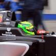 Mick Schumacher, il filgio di Michael debutta in Formula06