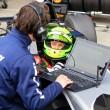 Mick Schumacher, il filgio di Michael debutta in Formula05