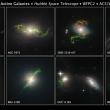 Fantasmi verdi nell'universo: le FOTO scattate da Hubble alle galassie 10
