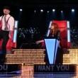 """VIDEO The Voice: J-Ax contro Francesco Facchinetti """"rapper del Vaticano"""""""