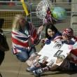 1Kate Middleton, stampa e fan monarchia attendono l'arrivo del Royal baby14