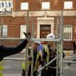 Kate Middleton, stampa e fan monarchia attendono l'arrivo del Royal baby06