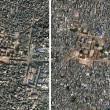 Terremoto Nepal, Kathamandu prima e dopo la scossa: la FOTO