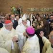 Sylvie Lubamba: papa Francesco le lava i piedi in carcere07