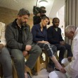 Sylvie Lubamba: papa Francesco le lava i piedi in carcere14
