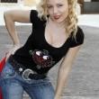 """Lisa Fusco: """"Sono io l'erede di Moana Pozzi"""" FOTO 2"""