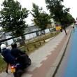 Londra, sfilavano cellulari a donne utilizzando il motorino: arrestati08